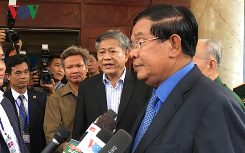 Cambodian Prime Minister concludes Vietnam visit