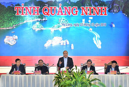 Quang Ninh urged to lead the northeast economic region