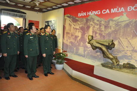 Historical objects recall Hanoi in the winter of 1946