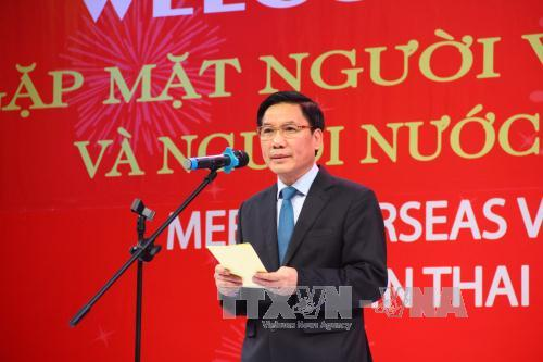 Local authorities meet OVs ahead of Lunar New Year