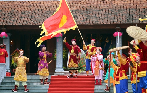 228th anniversary of Ngoc Hoi-Dong Da victory celebrated in Ho Chi Minh City