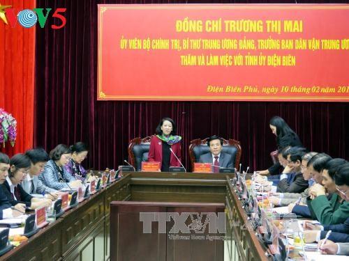 Dien Bien urged to improve locals' living standards