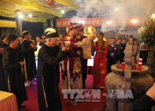 2017 Tran Temple Festival opens in Thai Binh