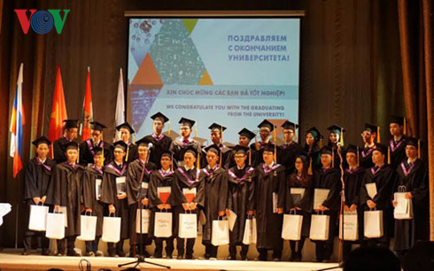 Russia trains Vietnamese students in nuclear technology