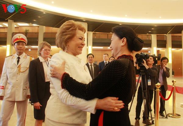 Russia's Federal Council Chairwoman wraps up Vietnam visit