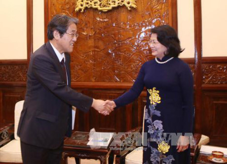 Vice President: Japan is Vietnam's reliable partner