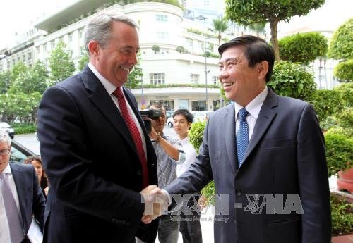 HCMC to create the best conditions for British businesses
