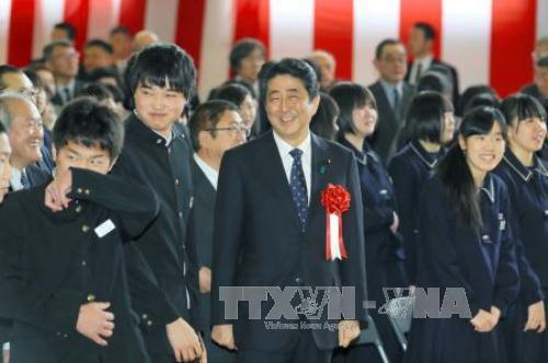 Japanese PM Shinzo Abe to visit France, Germany, Italy, EU headquarters