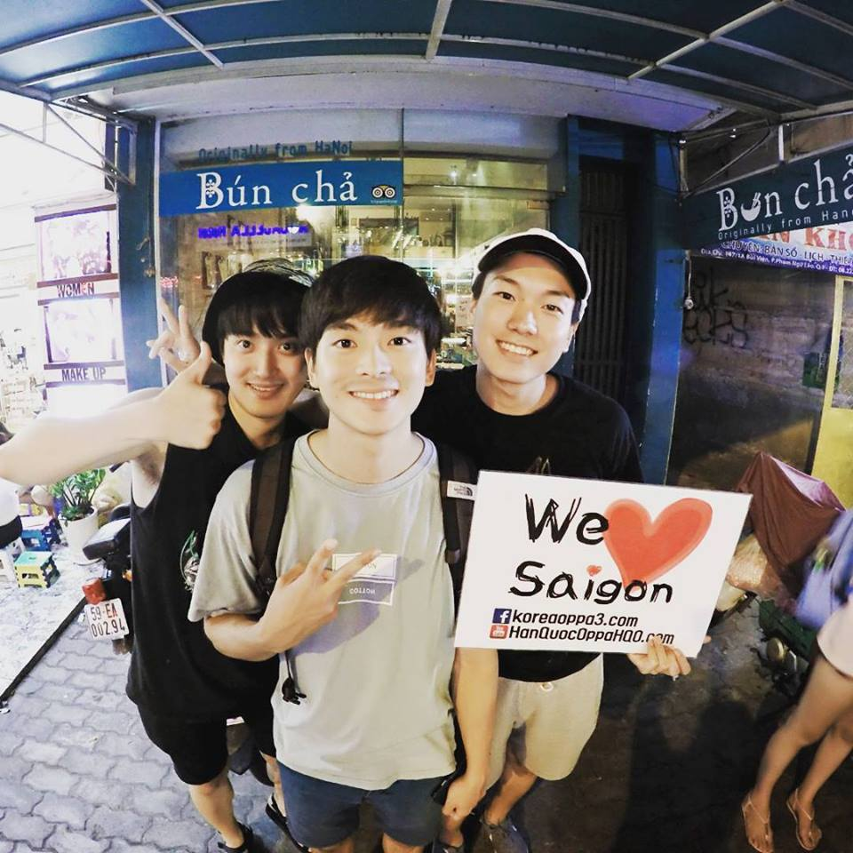 Learning Vietnamese to link South Korea and Vietnam