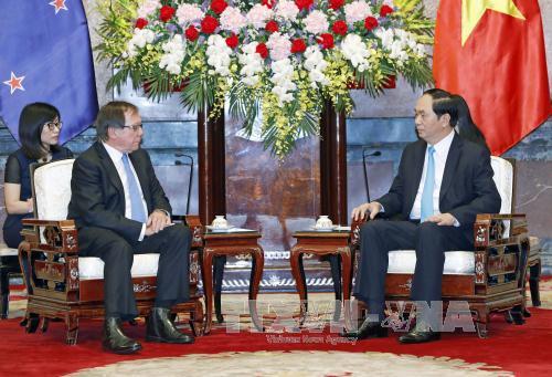 Vietnam, New Zealand to raise ties to new height