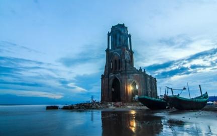 伝統的文化を保存しているナムディン省