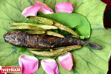 ドン・タップ・ムオイの食べ物文化
