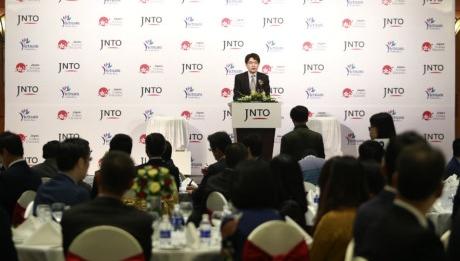 JNTO、ベトナム事務所を開設