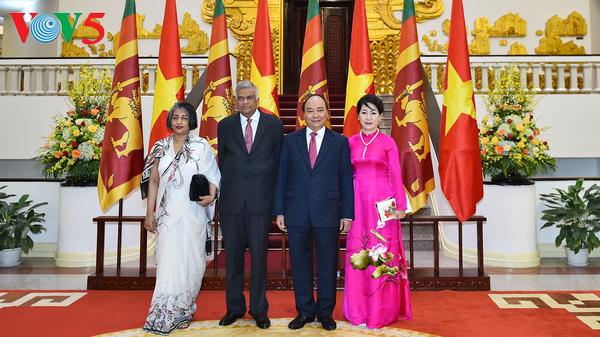 ベトナムとスリランカの友好関係の強化