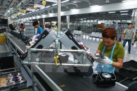 ベトナムへの外国投資が増加