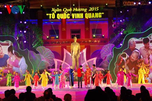 海外越南人心中的家乡之春
