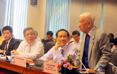 """""""国家统一40周年与革新、发展和融入国际事业""""研讨会在河内举行"""