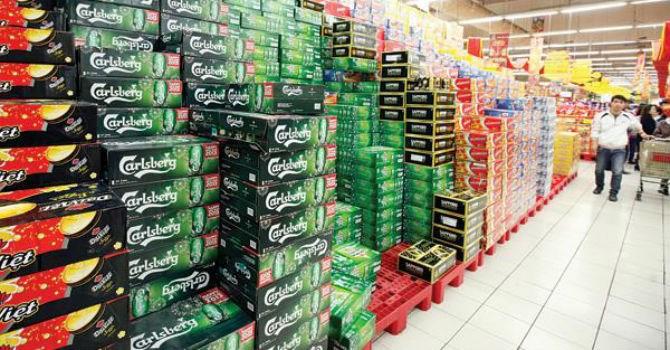 西贡酒类饮料股份总公司是国内啤酒产量最大的企业