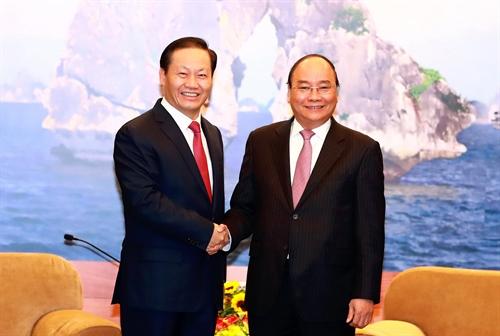 越南各地与中国广西加强合作