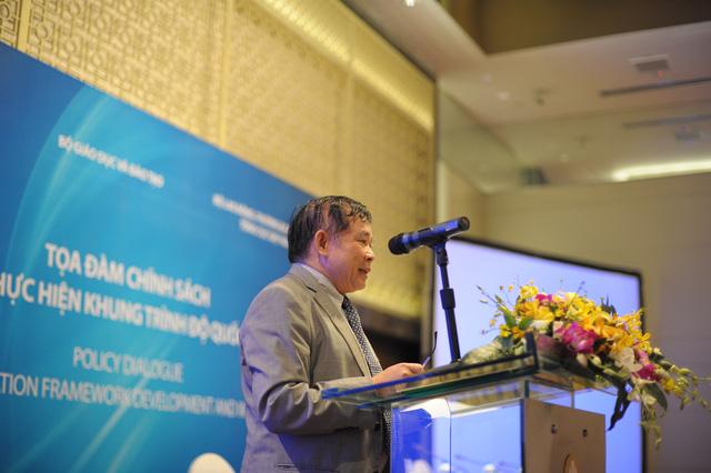 越南国家资历框架制定与实施政策座谈会举行