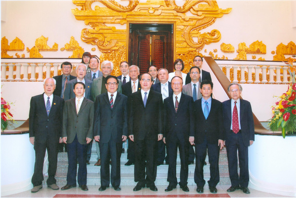 """中国越南问题资深老专家黄群:越南是我的""""第二故乡"""""""
