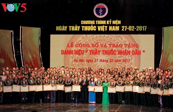 陈大光:让越南医学达到国际和地区先进水平