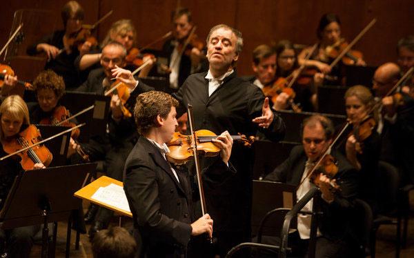 英国伦敦交响乐团在河内演出