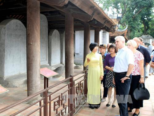 2017年越南国际旅游展面向美国游客