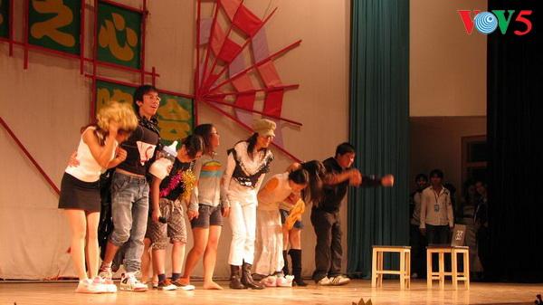 2017年第一届在京越南留学生风采大赛决赛举行