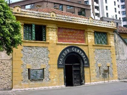 VOV leaders visit Hoa Lo prison relic