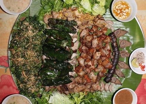 Muong cuisine