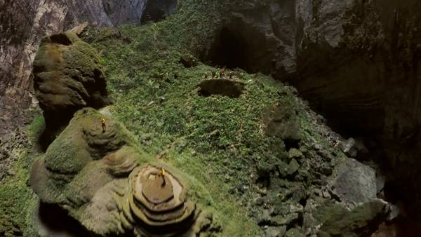 Argentinean media hail Son Doong beauty