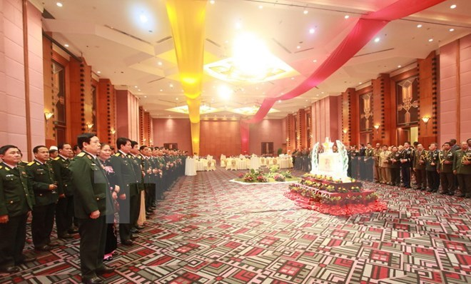 Banquet held to mark founding anniversary of Vietnam People's Army