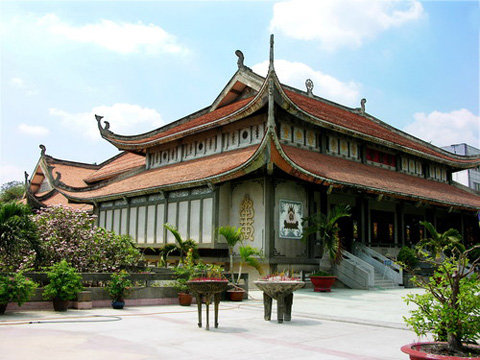 Vinh Nghiem pagoda recognized as special national relic site