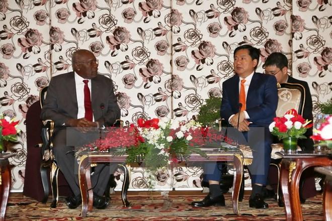 HCMC values enhanced Vietnam-Cuba relations