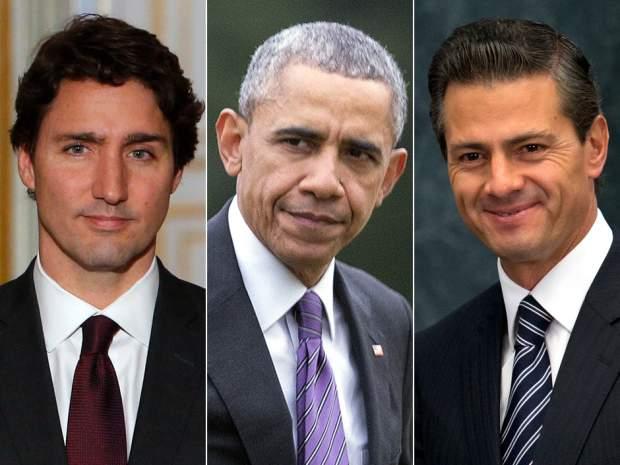 North America Summit opens