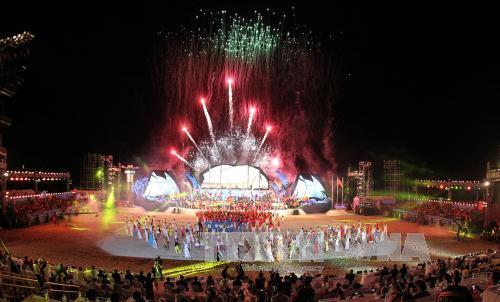 Asia Beach Games conclude in Da Nang