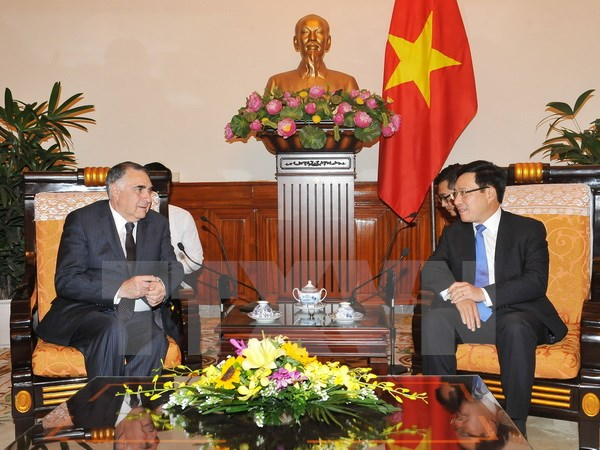 Vietnam, Chile conclude political consultation of deputy foreign ministers