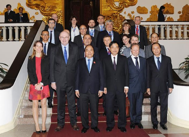 Vietnam wishes to sign FTA with EU