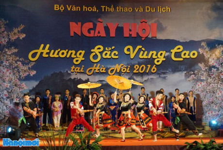 Ethnic culture promoted in Hanoi