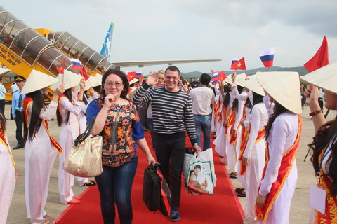 Vietnam to welcome 10th millionth foreign tourist