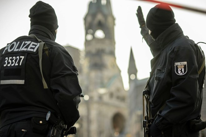German Chancellor determined to strengthen security