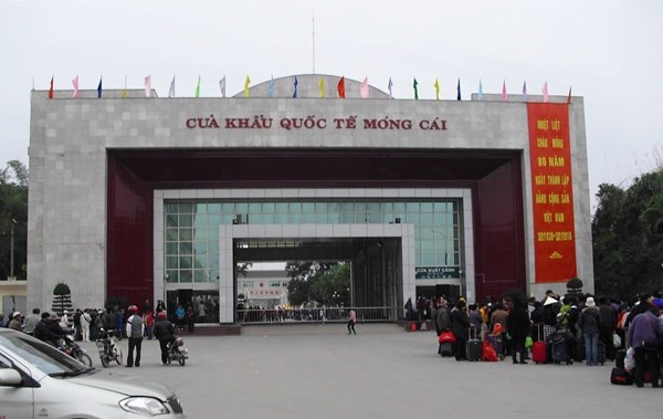Enhancing Vietnam-China border trade