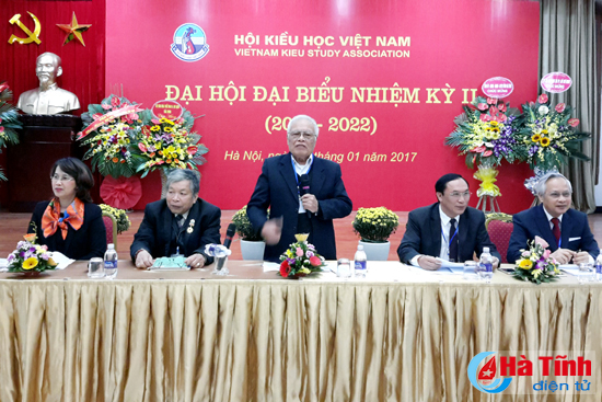 Association of Kieu Studies holds 2nd Congress