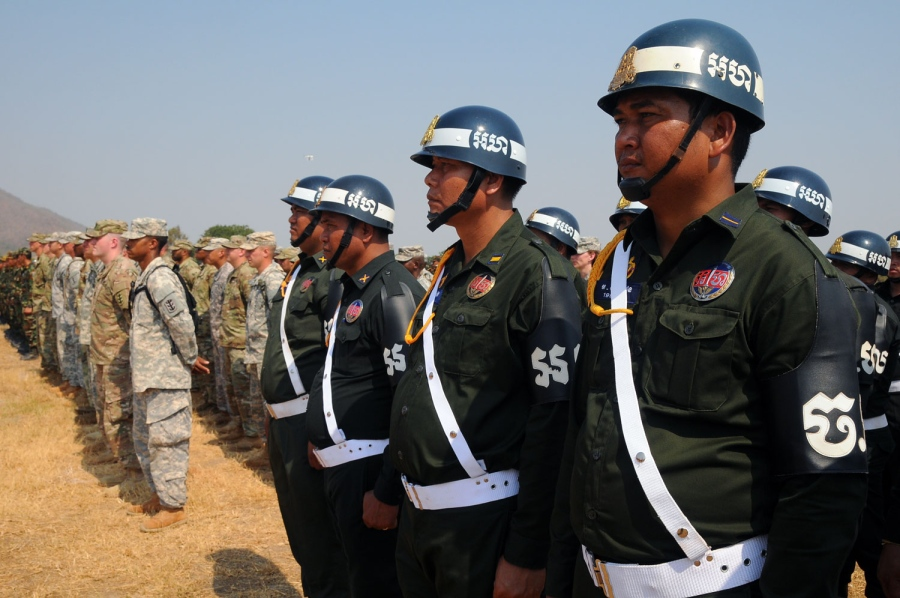 Cambodia cancels Angkor Sentinel exercise with the US