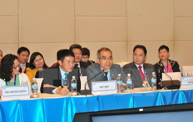 APEC 2017: over 580 delegates attend SOM1 agenda