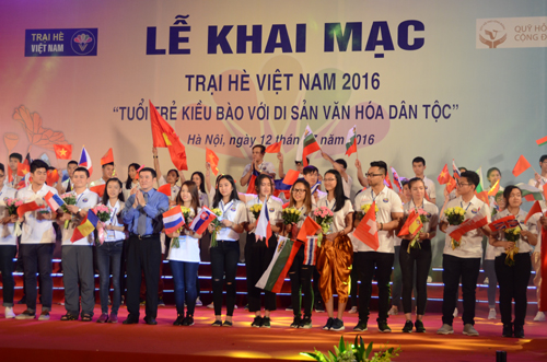 Ho Chi Minh City realizes overseas Vietnamese initiatives