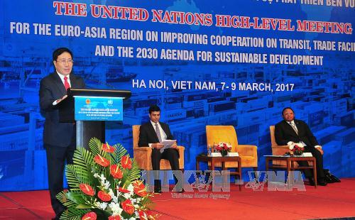 Vietnam enhances cooperation with UN in sustainable development