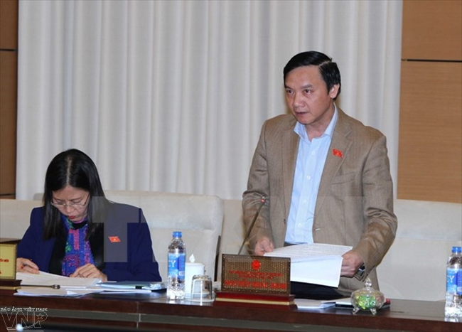 4th plenary of the National Assembly's Law Committee