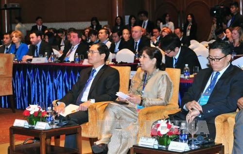 UN high-level meeting on Asia-Europe trade facilitation concludes
